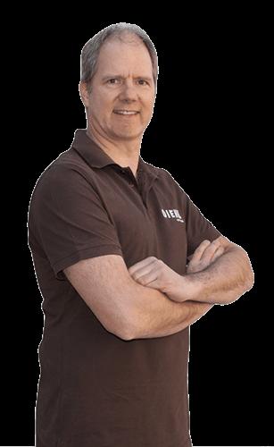Jürgen Quirin Inhaber Treppenbau Diehl Frankfurt