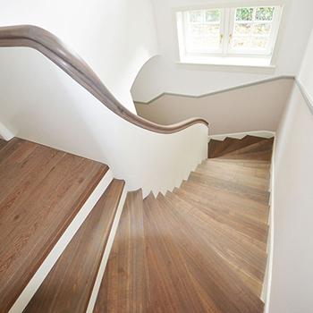 Exklusive Treppensanierung | Treppenbau Diehl in Frankfurt