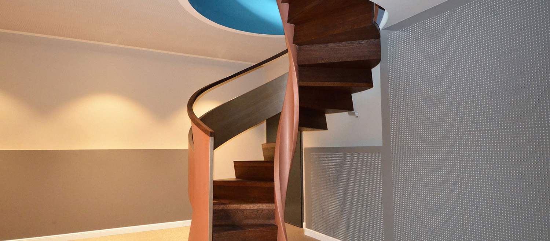 Die Treppe als Highlight der Innenarchitektur | Treppenbau Diehl