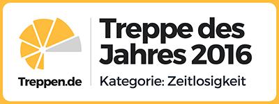 Treppen.de - Treppe des Jahres 2016