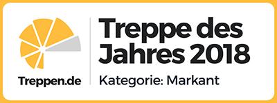 Treppen.de - Treppen des Jahres 2018