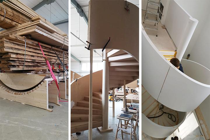 Treppen Planung, Fertigung, Montage von Treppenbau Diehl in Frankfurt