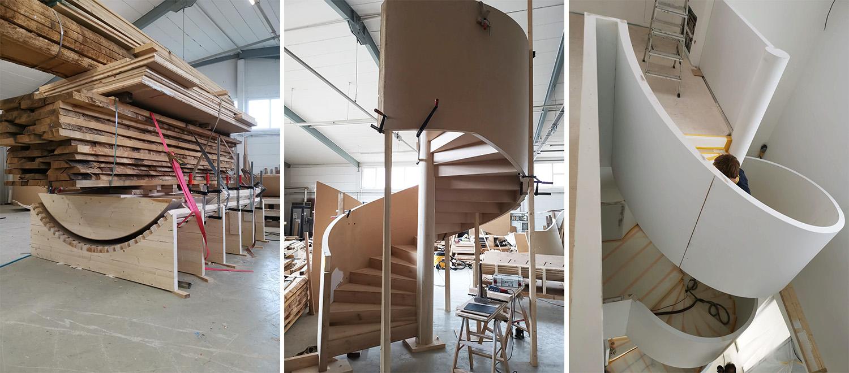 Treppen Planung, Fertigung, Montage von Treppenbau Diehl Frankfurt